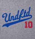 Heather Grey SS UNDFTD 10 T-Shirt