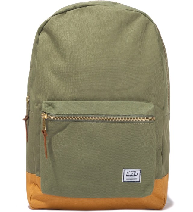 Olive Drab Settlement Backpack