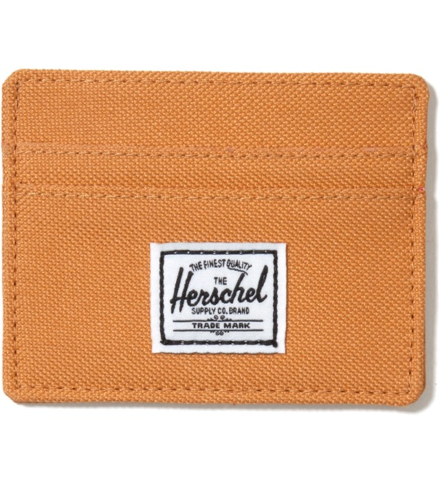 Butterscotch Charlie Card Holder