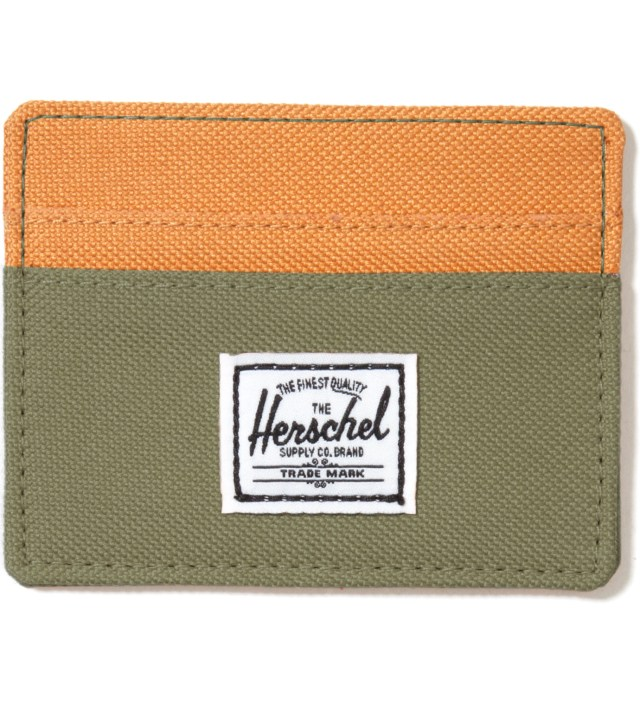 Olive Drab Charlie Card Holder