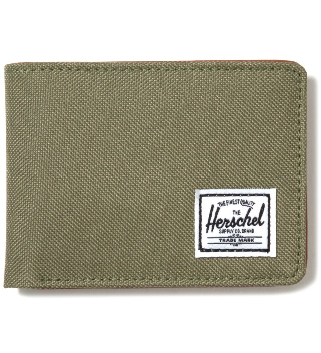 Olive Drab Hank Wallet