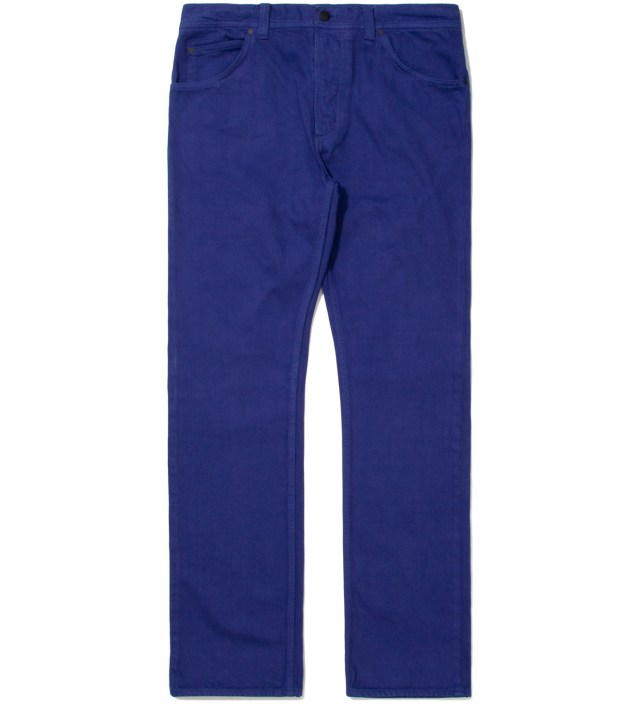 Lee® KRISVANASSCHE Blue Inspired Trousers Jeans