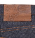 Skinny Guy Dirty Fade Selvedge