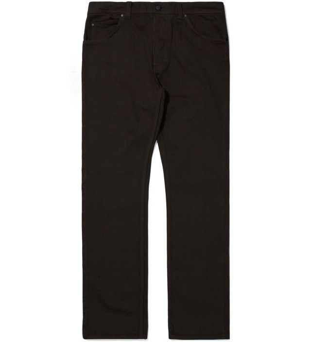 Lee® KRISVANASSCHE Dark Brown Inspired Trousers Jeans