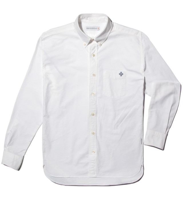 White Ox-Cross Shirt