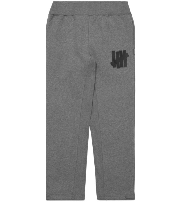 Heather Grey Drawstring Leg Pants