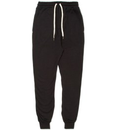 i love ugly. Black Zespy Track Pants Picutre