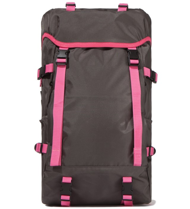 Grey Porter Back Pack