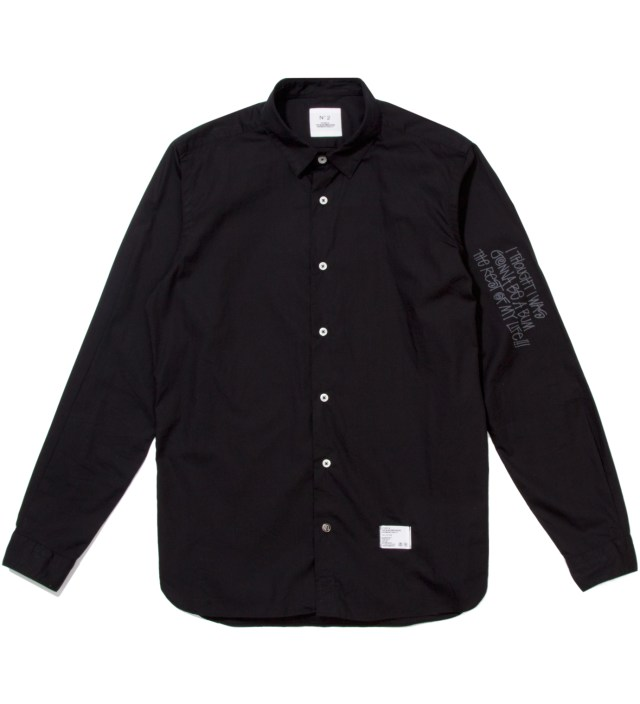 "Stussy x The Heartbreaker Black Graphic ""Jean- Michel"" Shirt"