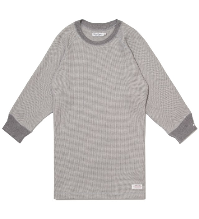 Grey Winston Crewneck Shirt