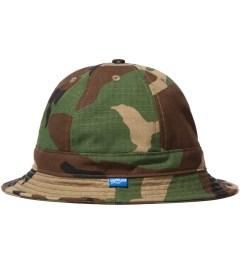 Tantum Tantum x Deadline Woodland Camo Liberty Bucket Hat Picutre