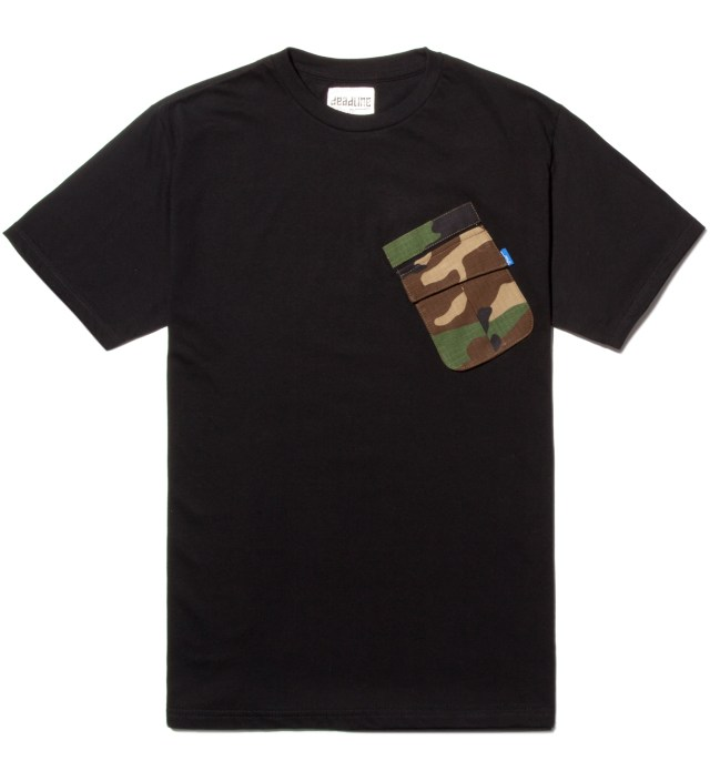 Tantum x Deadline Jungle Pocket Short Sleeve Pocket T-Shirt