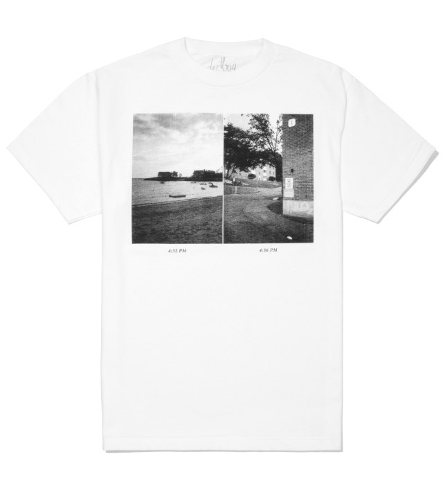 White Photo T-Shirt