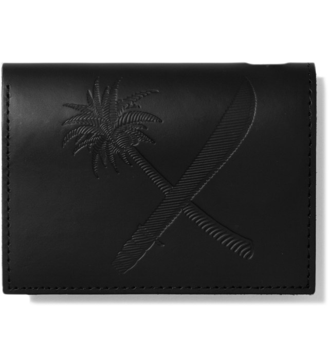 Black Pre-Unit Wallet