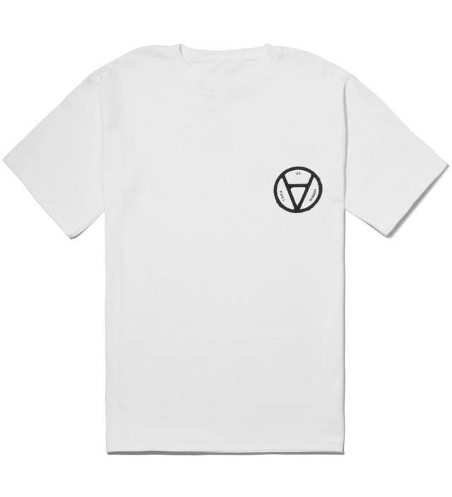 White V Anarchy T-Shirt