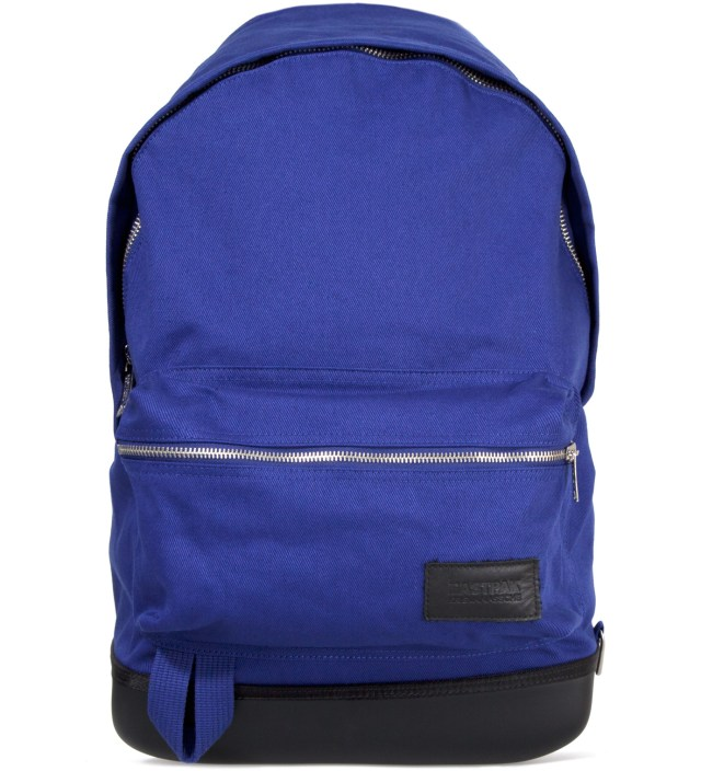 Eastpak KRISVANASSCHE Blue Cotton Backpack