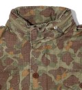 Camo Cotton Ripstop Army Jacket