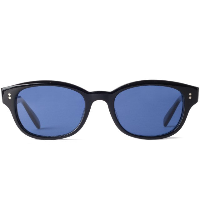 "Stussy x The Heartbreakers Black ""DJ Jules"" Eye Gear Sunglasses"