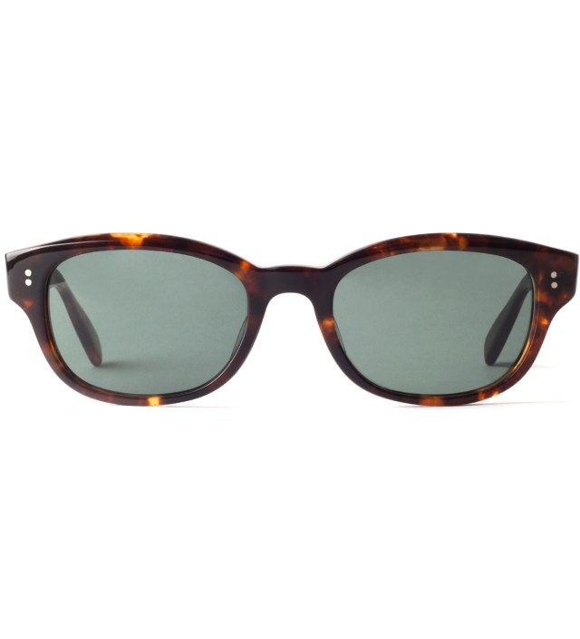 "Stussy x The Heartbreakers Brown ""DJ Jules"" Eye Gear Sunglasses"