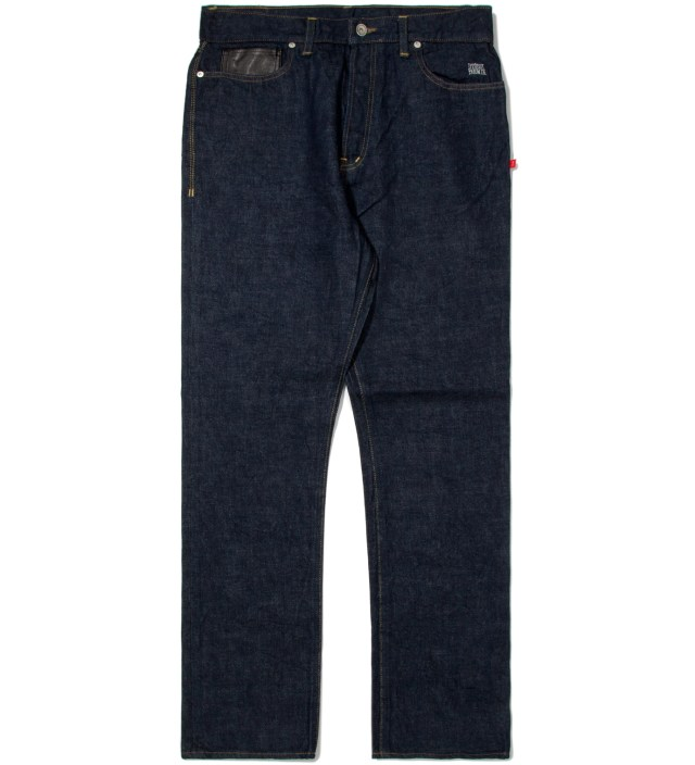 "Indigo Bedwin Original Fit ""Mike"" Denim Jeans"