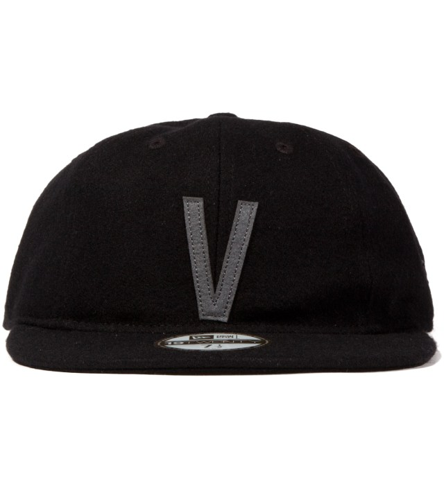 Black Vintage 8 New Era Cap