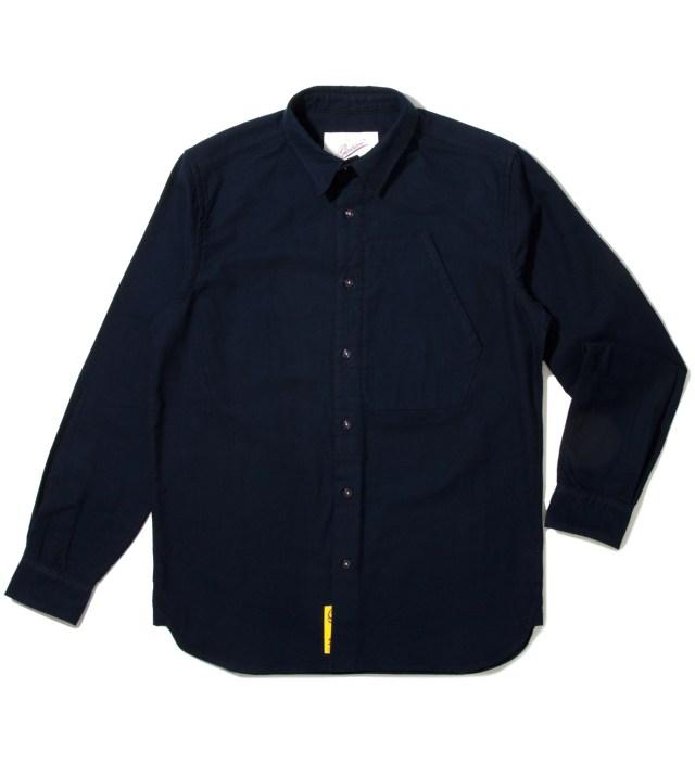 Navy Factory Shirt
