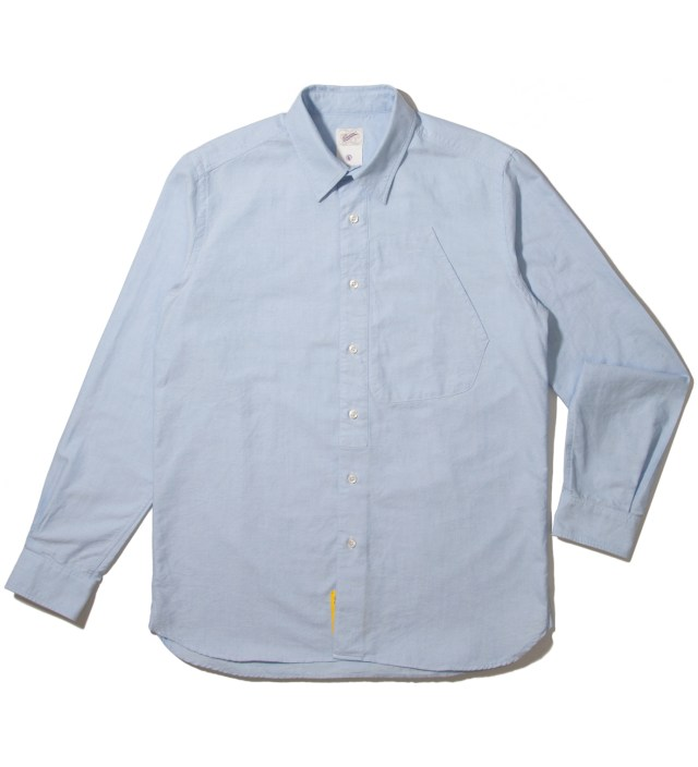 Sky Blue Factory Shirt