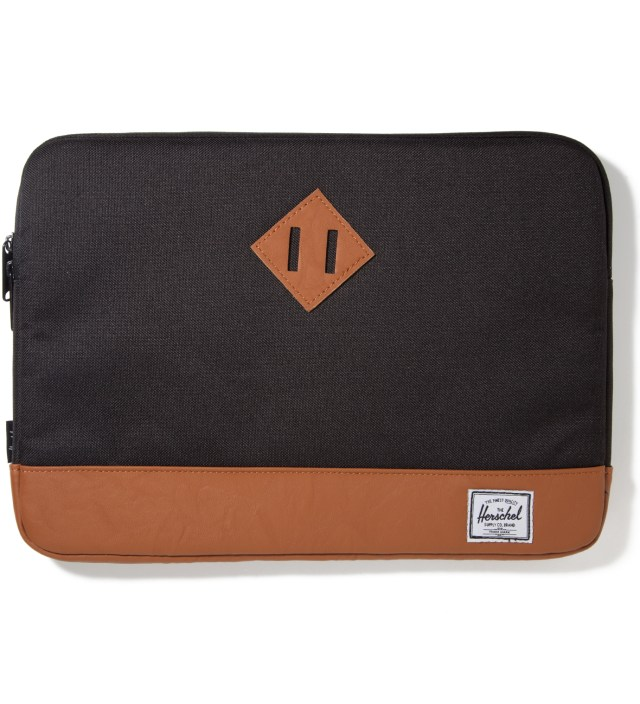 "Black Heritage 13"" Macbook Sleeve"