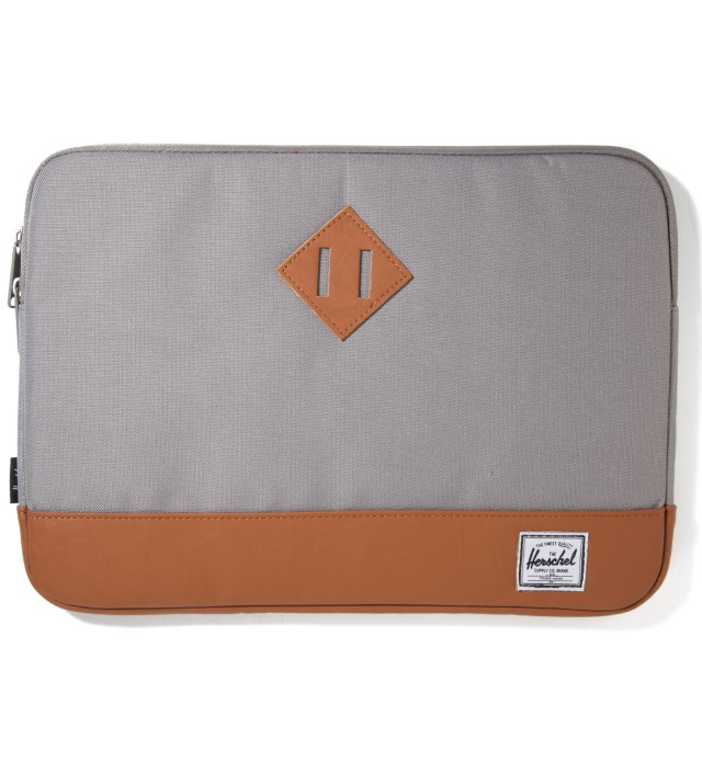 "Grey Heritage 13"" Macbook Sleeve"