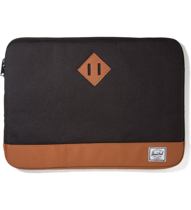 "Black Heritage 15"" Macbook Sleeve"