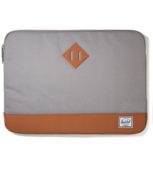 "Grey Heritage 15"" Macbook Sleeve"