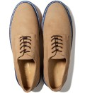 IMIND x Caminando Beige Plain Toe Low Cut Shoe
