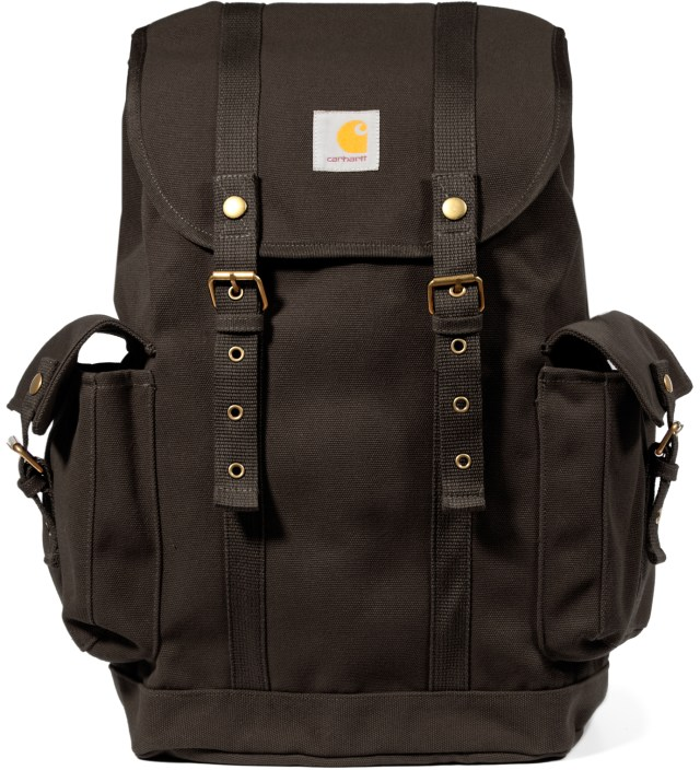 Black Tramp Backpack