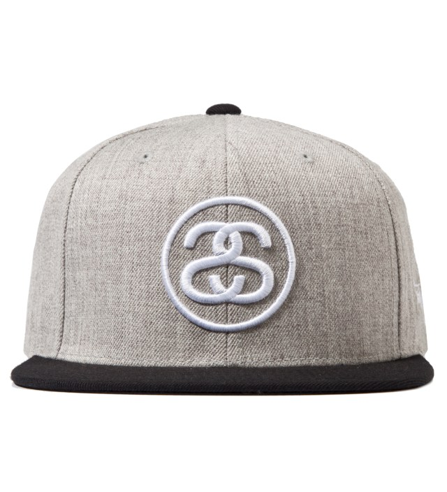 Heather Grey SS Link Starter Ballcap