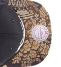 Brooklyn Nets Script Floral Strap-Back Cap
