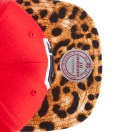 Atlanta Falcons Cheetah Strap-Back Cap