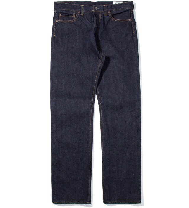 Rinse SSDD Selvedge Narrow Denim Jeans