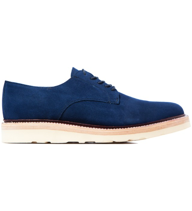 IMIND x Caminando Navy Plain Toe Low Cut Shoe