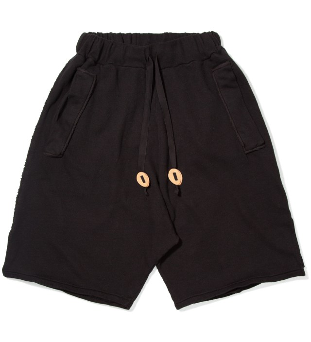 Black Penya Jersey Short