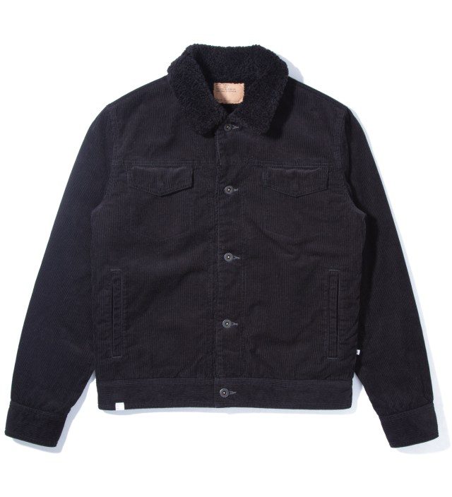 Black Rogue Jacket