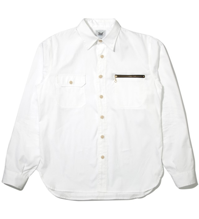 White Ox Work Shirt