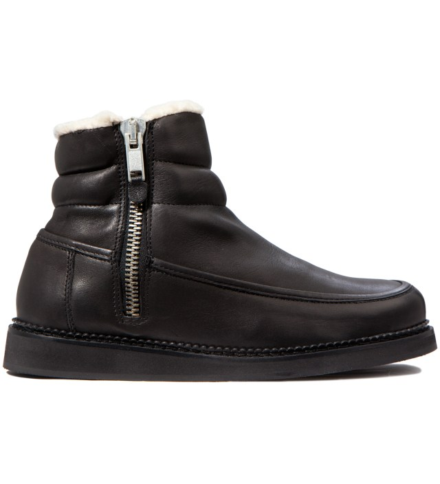 Black Samaris Boots