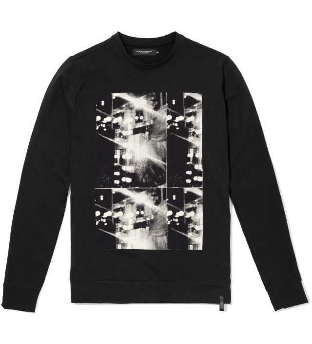 Passarella Death Squad x Boxfresh Black Humpit Sweater