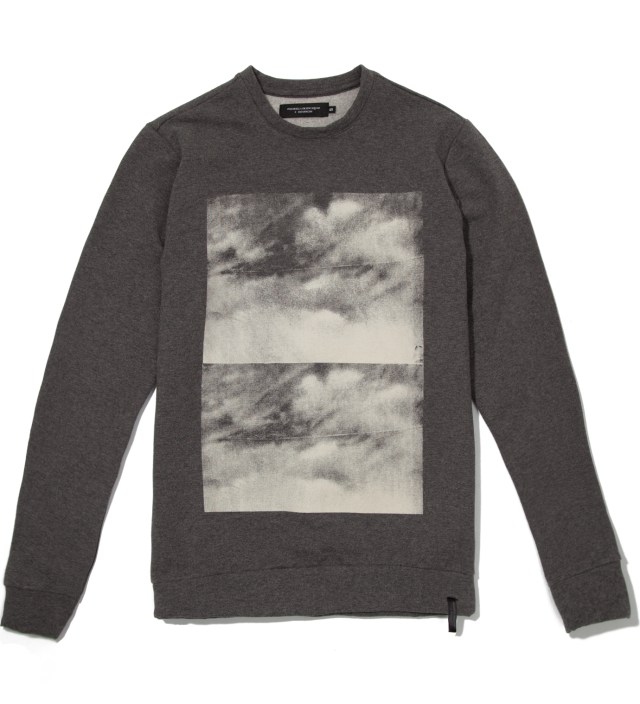 Passarella Death Squad x Boxfresh Charcoal Hamddie Sweater