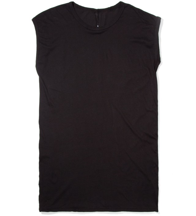 Black Tavis Basic Tanktop