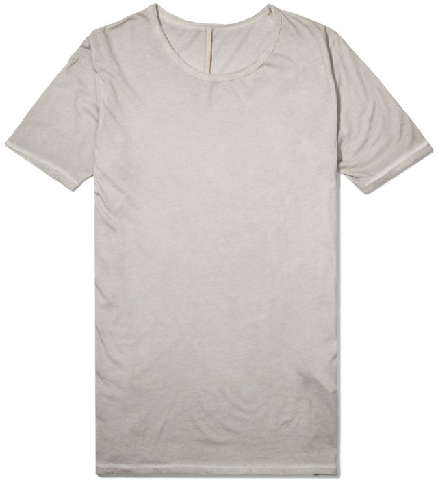 Light Grey Toten Basic T-Shirt