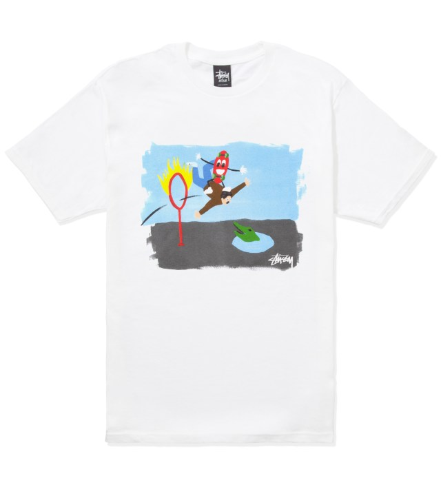 White Ring of Fire T-Shirt