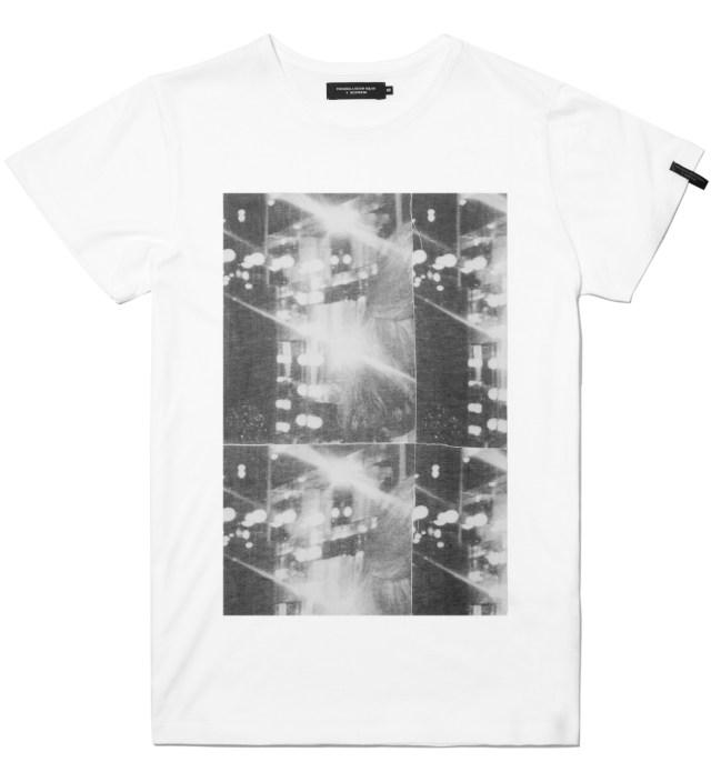 Passarella Death Squad x Boxfresh White Landgleigh T-Shirt