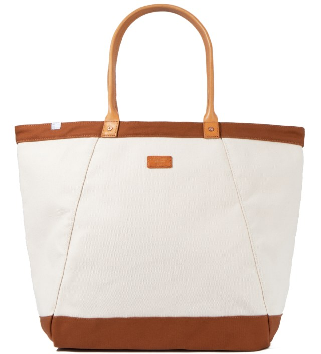 White Wagon Tote Bag