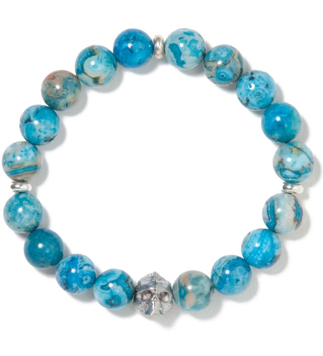 Blue DS- Beaded Bracelet